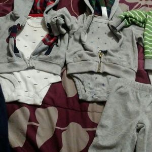 Baby boy outfits size 3 months